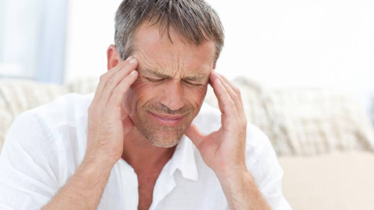 Alívio de cefaléias e outras dores de cabeça